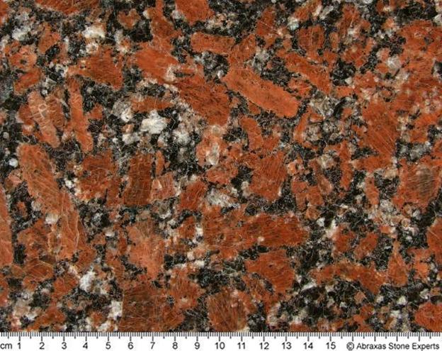 Naurstein: Riesenkörniger Granit Kapustino