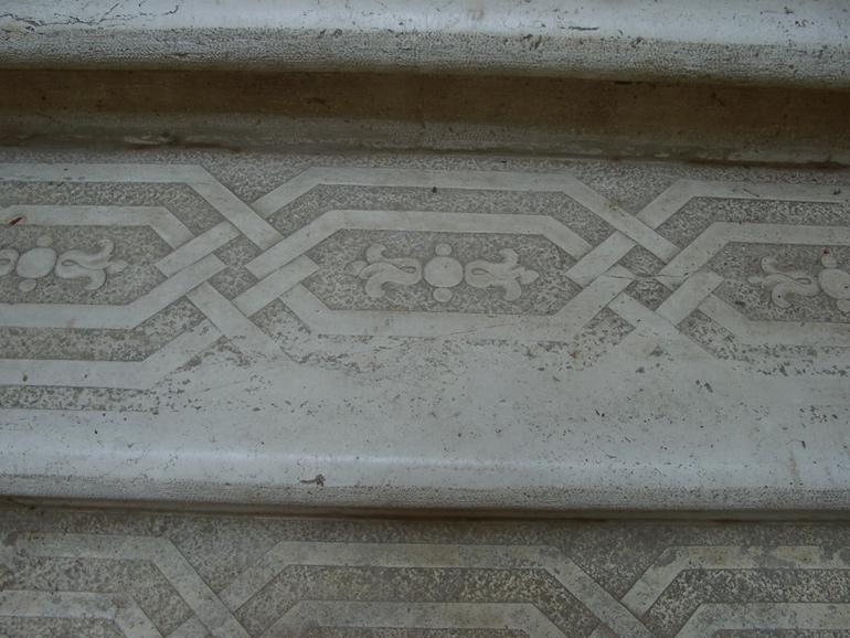 Treppe Naturstein Venedig
