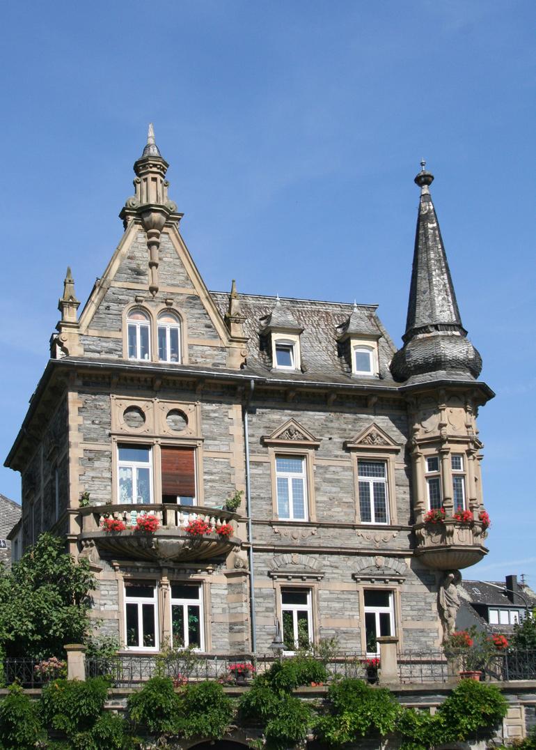Fassade Naturstein Bernkastel-Kues